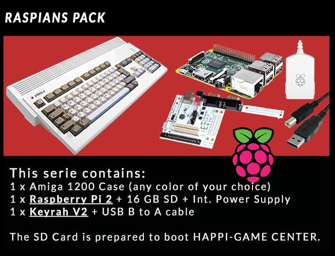 Amiga 1200 cases