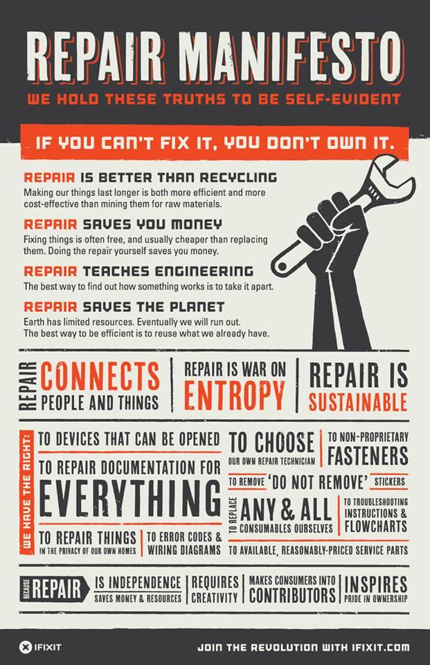 repair sessions