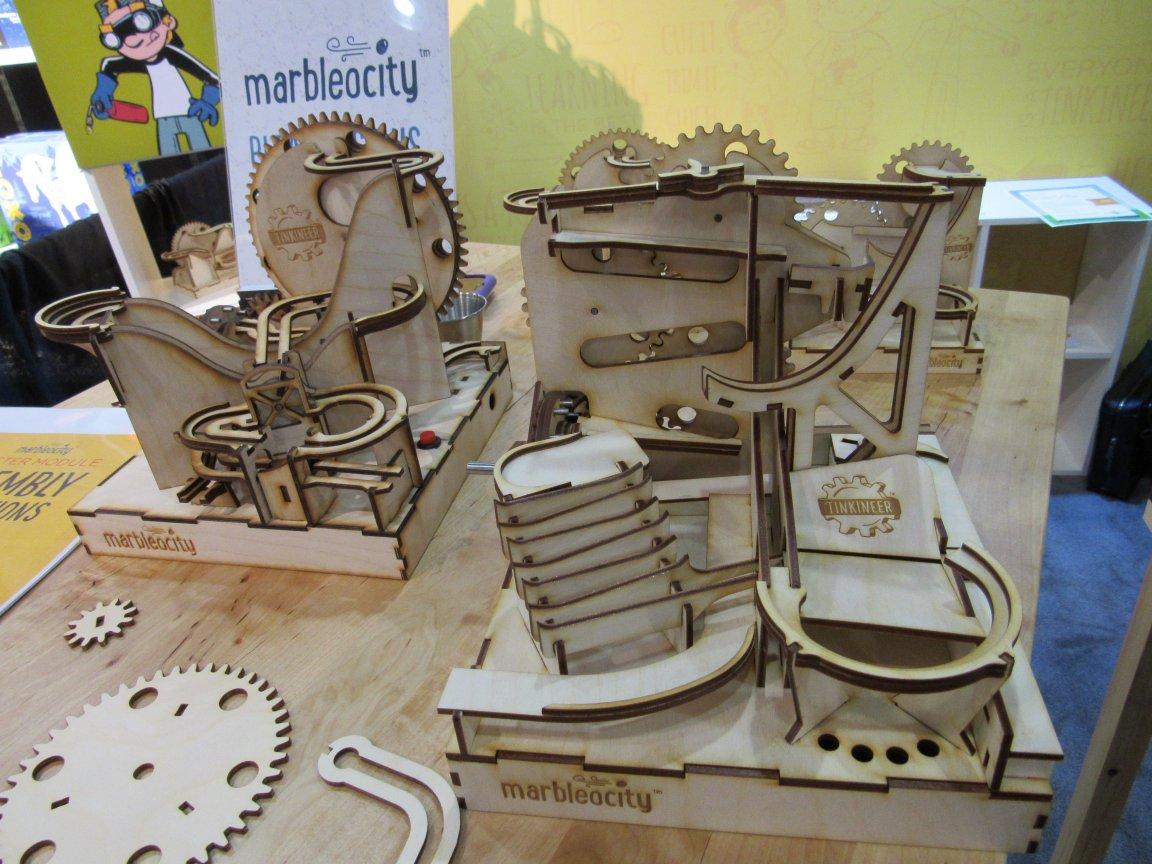 Marbleocity Marble Machine Kit